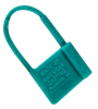 Green Padlock Seal -- 49960 - Image