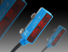 Miniature Rectangular Photoelectric Sensors -- Cubic Series 3030 -Image