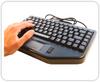 Industrial Waterproof Illuminated Keyboard -- SK255 - Image