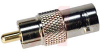 Connector; RF; Adapter; Straight; RCA Plug-BNC Jack -- 70000507