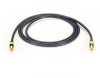1.5-ft. S/PDIF Coax Cable Audio/Composite Video (1) RCA (each end) -- ACB-1RCA-0001 - Image
