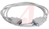 Data Extension Cable; DB9; M-F; 6 Ft.; Non Booted -- 70081411 - Image