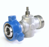 Wing Nut High Pressure Turbine Flowmeters for Gas Service -- HO-WG-104F