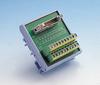 20-pin DIN-rail Flat Cable Wiring Board -- ADAM-3920