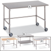 Corrosion-Resistant Worktables -- 5549002