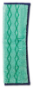 Water System Microfiber Dust and Wet Mop Plus, Green/Blue -- RCP1791679