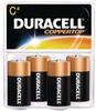 DURACELL - MN1400R4ZX - ALKALINE BATTERY, 1.5V, C -- 601984