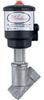 Angle Seat Valve - Stainless Steel NPT -- Series SAV-ST - Image