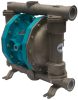 AODD Stainless Steel ASTRA Pumps -- DDA 125