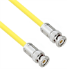 Halogen Free Cable Assembly with TRB 3-Slot Plug to Plug .245