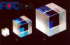 Non-polarizing Cube Beamsplitter -Image