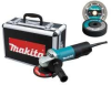 MAKITA Makita 9557PBX1 4-1/2-Inch Angle Grinder with -- Model# 9557PBX1