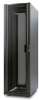 NetShelter AV 42U 600mm Wide x 825 Deep Enclosure with Sides and 10-32 Threaded Rails Black -- AR3810