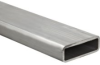 Aluminum 6063-T52 Rectangular Tubing, Rounded Corners