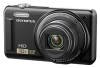Olympus VR-310 14mp Black Digital Camera w/3in LCD and 10x Optical (24-240mm) + 4x Digital Zoom -- 228105
