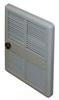 Wall Mount Fan Driven Heater -- E3210TRPW - Image