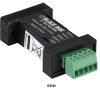 DB9 Mini Converter (USB to Serial), USB/RS-485 (4-wire, terminal block) -- IC833A