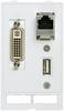 RJ45; USB (form A); DVI -- 4000-68000-0820000 - Image