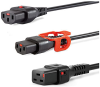 Power Cord with Locking System -- IL13, 13P, 19