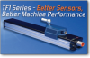 Touchless Linear Position Sensor -- TF1 Series