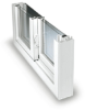 Vinyl Horizontal Slider Windows -- DVDS - CertainTeed Devon II