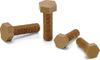 Plastic Screw - Hex Head Screws - VESPEL(Grade:SCP-5000) -- SPDC-H -Image