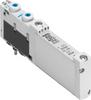Air solenoid valve -- VUVG-B10-P53C-ZT-F-1T1L-EX2C -Image