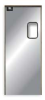 Door,Swinging,3 Ft Wide,Aluminum -- 1XJE2 - Image