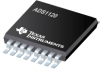ADS1120 Low-Power, Low-Noise, 16-Bit Analog-to-Digital Converter for Small Signal Sensors -- ADS1120IPWR