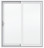 Premium Atlantic Vinyl Sliding Patio Door Series - Image