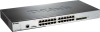 20-Port Gigabit Unified Wireless Switch with 4 Gigabit Combo BASE-T/SFP Ports -- DWS-3160-24TC -- View Larger Image