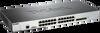 20-Port Gigabit Unified Wireless Switch with 4 Gigabit Combo BASE-T/SFP Ports -- DWS-3160-24TC