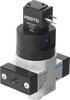 Shut off valve -- HEE-1/8-D-MINI-24-NPT -- View Larger Image
