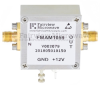 3.2 dB NF Low Noise Amplifier, Operating from 0.01 MHz to 2 GHz with 28 dB Gain, 13 dBm P1dB and SMA -- FMAM1059 -Image