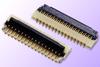 FPC/FFC Connectors, 0.30mm Pitch -- Series = CFPC
