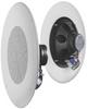 200 mm (8 in) Commercial Series 15W Ceiling Speakers -- 80242