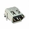 USB, DVI, HDMI Connectors -- 952-2571-ND - Image
