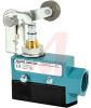 Switch, Enclosed, Top Roller Arm Actuator, 2NC/2NO, DPDT, Snap Action -- 70118709
