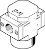 HEL-1/8-D-MINI On-off valve -- 165076-Image