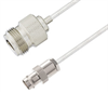 BNC Female to N Female Cable Assembly using LC085TB Coax, 2 FT -- LCCA30573-FT2 -Image