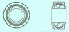 Light Section Spherical Bearings -- PBL-8-A