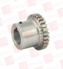 REXNORD 0704632 ( GRID COUPLING HUB, CPLG SIZE: 1060, BORE: FINISHED W/ KEYWAY, MATERIAL: STEEL, BORE 2-1/8 IN, 6000 RPM MAX ) -Image