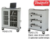 HEAVY-DUTY VISUAL STORAGE CABINETS -- H242-LTE