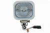 HID Boat Light - 35 Watt High Intensity Discharge - Flood Pattern - 125' X 125' -- HID-44-BL-F