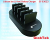 5 Bay Lithium Ion (Li-Ion) Battery Charger -- GT-93023-12012 - Image