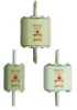 Low Voltage IEC Fuses: NH fuse-links gTr 400VAC centre indicator/live tags size 2, 3, 4a -- NH3GTR75KVA