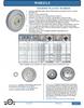 Round Tread Thermo Plastic Rubber -- W-4-RTP-6600 - Image