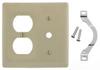 Standard Wall Plate -- NP128I - Image
