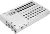 Manifold rail -- VABM-L1-10G-G18-4-GR -Image