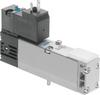 Air solenoid valve -- VSVA-B-M52-MH-A2-3AC1 -Image